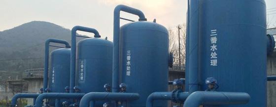 三番对水处理设备的市场分析