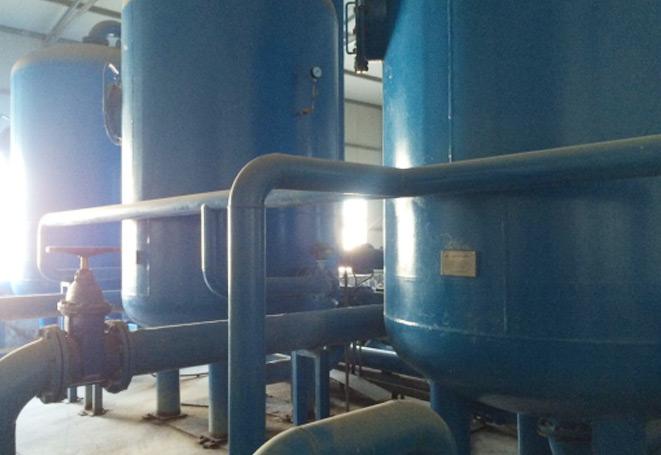 中国科学技术大学先进技术研究院人工湖循环水处理